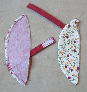 Babacipő varrás nyárra (ingyen babacipő szabásmintával) babacipő ... 85e8b9fd30